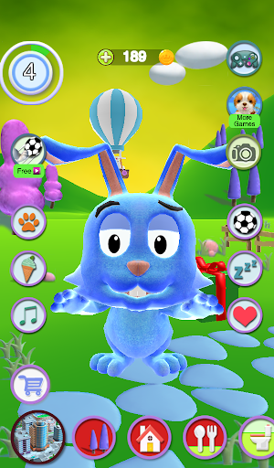 Talking Rabbit 2.29 screenshots 11