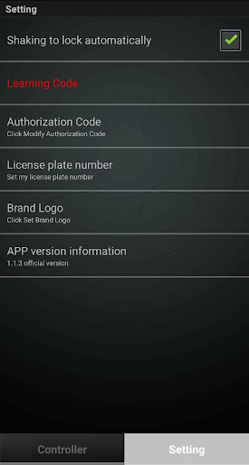 RWB Car Alarm 1.1.5 Screenshots 2