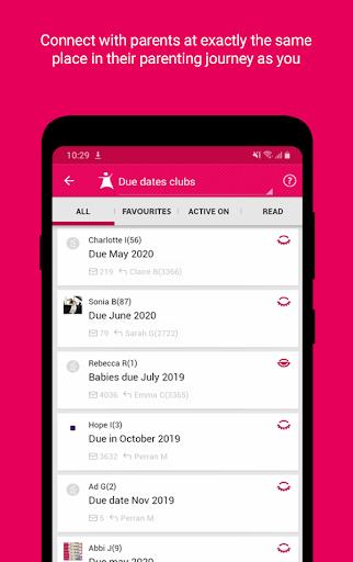 netmums chat screenshot 3