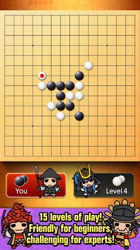The Gomoku (Renju and Gomoku) 2.0.5 screenshots 2