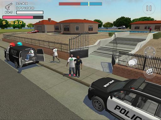 Police Cop Simulator. Gang War  Screenshots 12