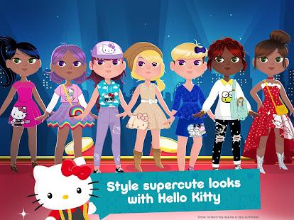 Hello Kitty Fashion Star 2.4 Screenshots 17