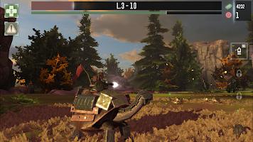 War Tortoise - Idle Shooter