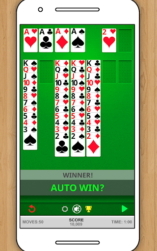 SOLITAIRE CLASSIC CARD GAME 1.5.15 screenshots 11