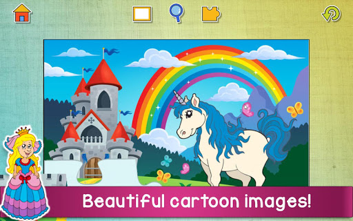 Jigsaw Puzzles Game for Kids & Toddlers ud83cudf1e screenshots 1