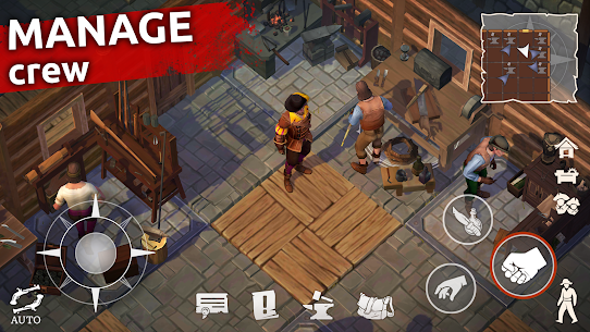 Mutiny: Pirate Survival RPG MOD APK (Unlimited Everything) 5
