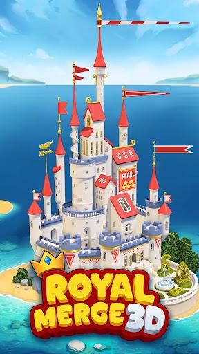 Royal Merge 3D : Match Objects 1.0.2 screenshots 5