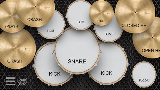 Virtual Drum Set  screenshots 1