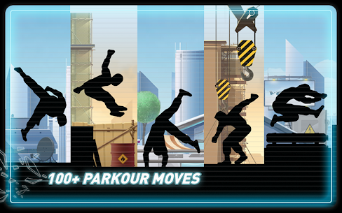 Download Vector Full popular and super action parkour (vector) Android + mod + free version 3