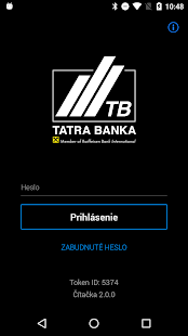 Čítačka Screenshot