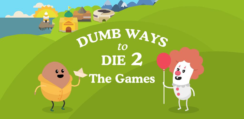 Dumb Ways to Die 2: The Games poster 0
