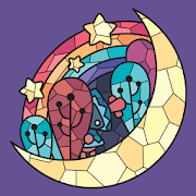 Coloring Luna - Coloring Book