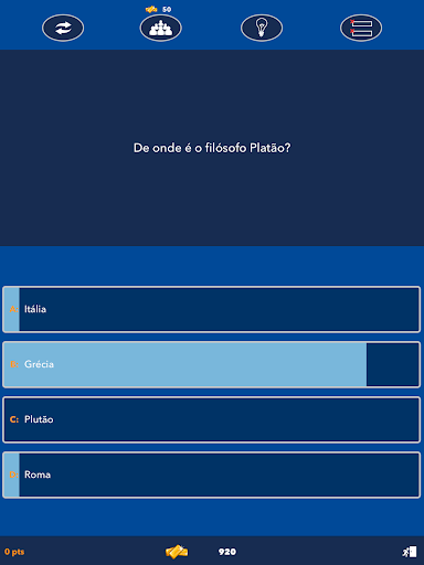 Super Quiz - Cultura Geral Portuguu00eas 6.10.5 screenshots 14