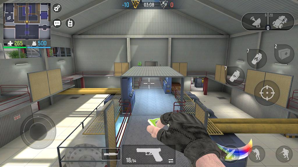 Modern Ops - Gun Shooting Games FPS poster 7
