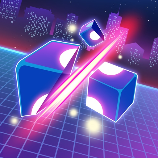 Music Blade: EDM Rhythm Sword