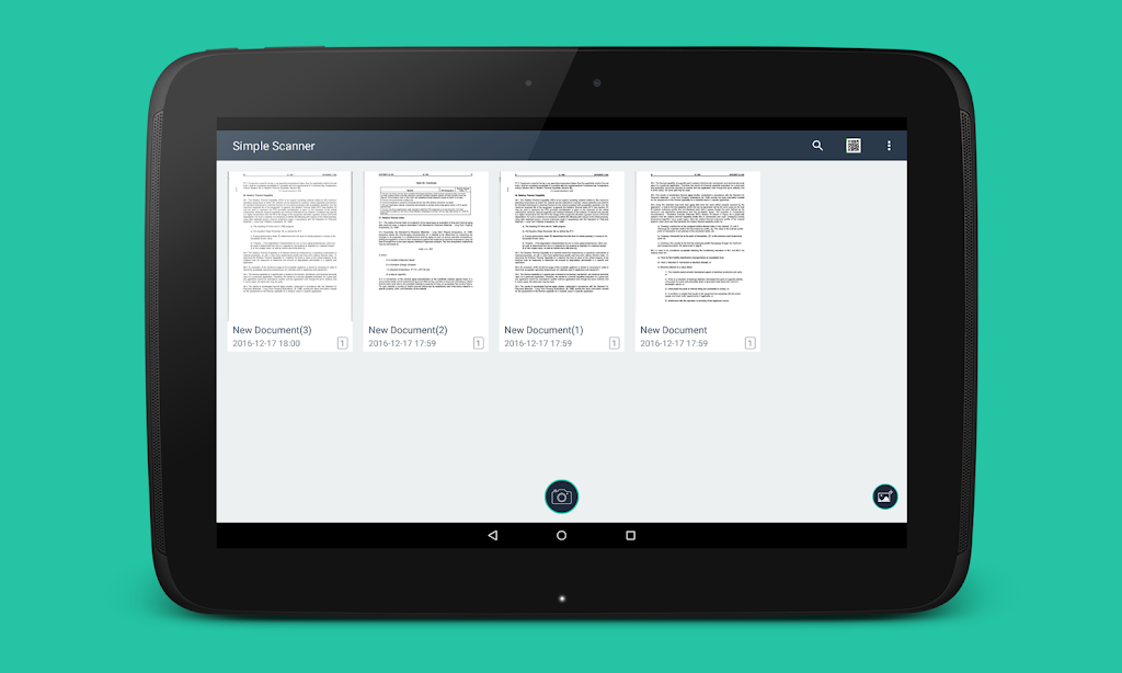 Simple Scan Pro - PDF scanner – Apps on Google Play poster 13