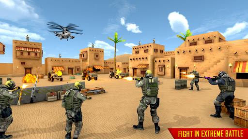FPS Shooter Games Gun Ops 2021 screenshots 5
