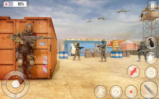 Modern Battlefield Mission II: Shooting Games 2021 1.4.2 screenshots 2