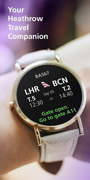 LHR London Heathrow Airport