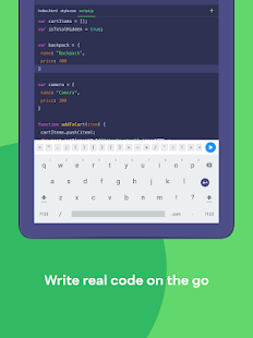 Mimo: Learn coding in JavaScript, Python and HTML
