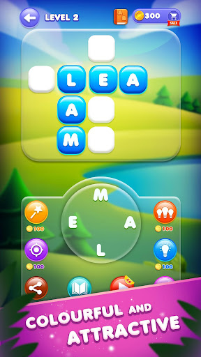 Words Connect : Word Puzzle Games android2mod screenshots 2