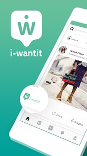 i-wantit : la wishlist cadeaux 100% gratuite Screenshot