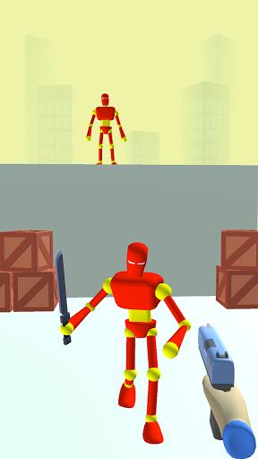 Gun Master 3D: Shoot 'Em Down android2mod screenshots 4