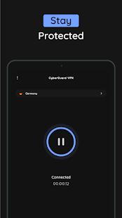CyberGuard VPN | Fast & Secure Free VPN - Proxy