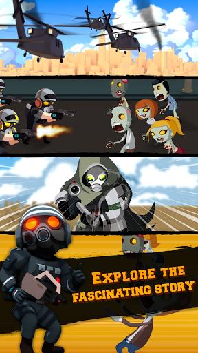Zombie Sweeper: Seek and Strike Puzzle 1.2.103 screenshots 6
