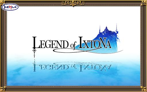 SRPG Legend of Ixtona