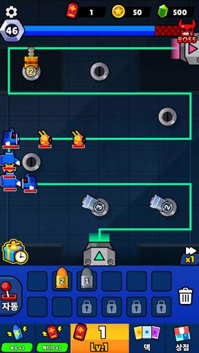 Merge Guns!: Line Defense  screenshots 5