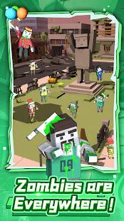 Idle Zombie Master: Gun Shooting Game apk