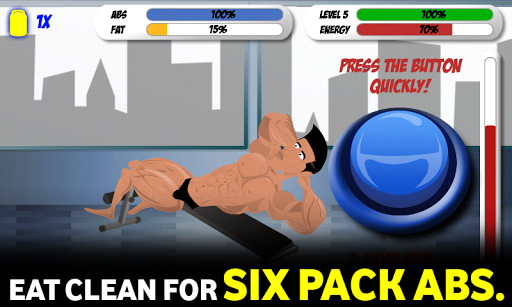 Bodybuilding and Fitness game - Iron Muscle apkpoly screenshots 6