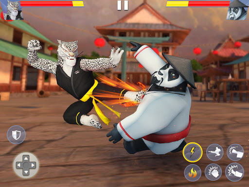 Kung Fu Animal Fighting Games: Wild Karate Fighter 1.0.10 screenshots 9
