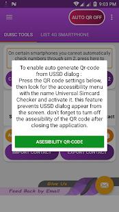 phone number check (Qr-code) : stats & Unregister 3.9 Qr-code pro smartphone APK screenshots 6