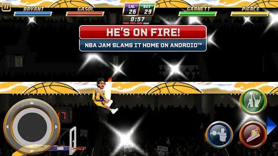 NBA JAM by EA SPORTS™ Mod (full version) 1