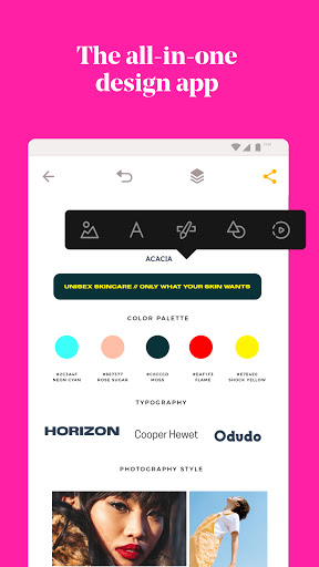 Download APK: Over: Add Text to Photos & Graphic Design v6.9.1 [Pro] [Mod Extra]