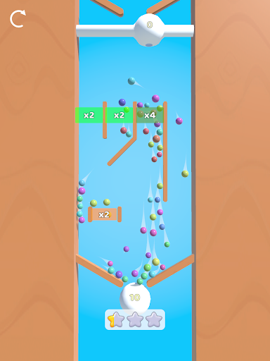 Bounce Balls - Collect and fill  screenshots 13