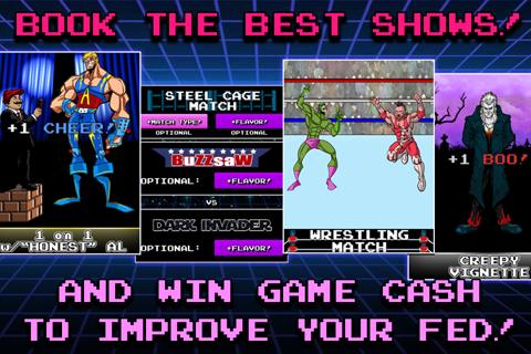 80s Mania Wrestling Returns 1.0.77 screenshots 3