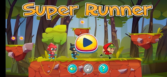 Super Runner {Pro} For Android 1