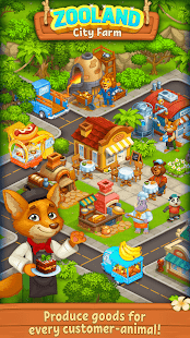 Farm Zoo: Happy Day in Animal Village and Pet City 1.40 Screenshots 2