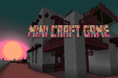 Minicraft 2020: Adventure Building Craft Game 22.03.157 Screenshots 4