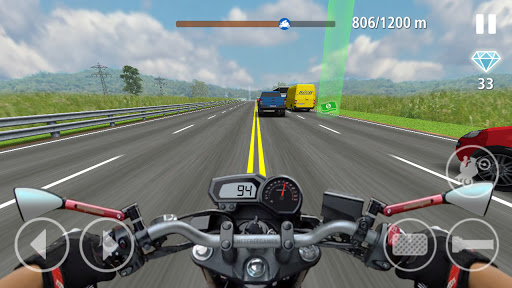 Traffic Moto apkdebit screenshots 1