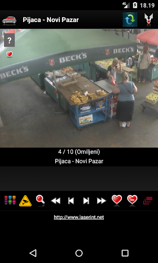 Webcams Belgrade and Serbia 8.6.3 screenshots 6
