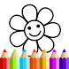 Unicorn Coloring Book - Drawing for Kids - Androidアプリ