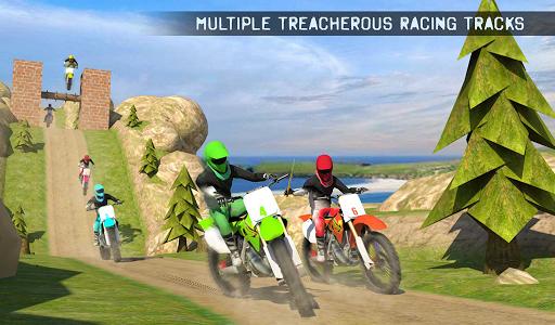 Motocross Race Dirt Bike Games screenshots 10
