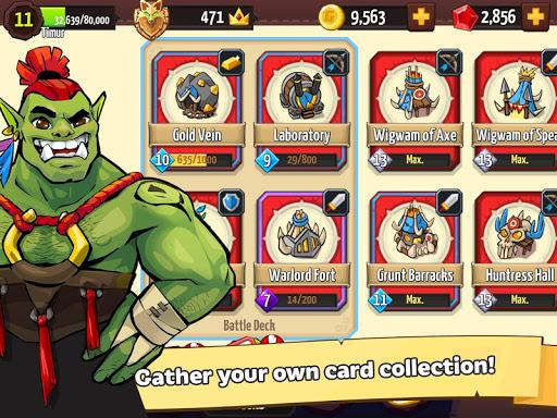 Like a King RTS: 1v1 Strategy screenshots 23