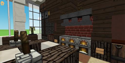 Penthouse build ideas for Minecraft 187 screenshots 6
