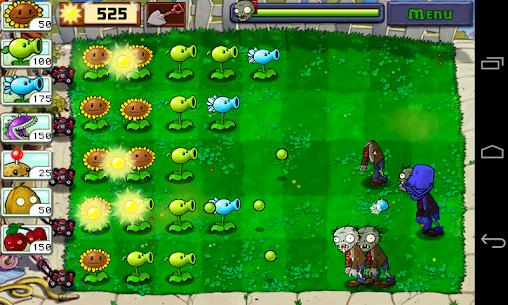 Plants vs Zombies Mod APK (Unlimited Coins/Sun) 6