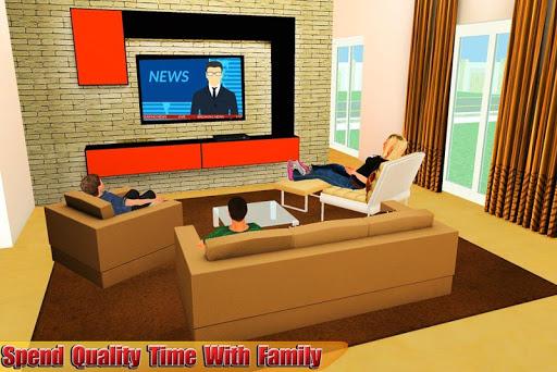 Virtual Boy: Family Simulator 2018 apktram screenshots 5